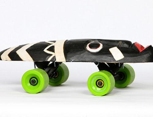 Skateboard 2
